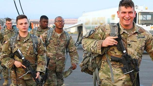 ABD, İran'a karşı Suriye'deki askeri varlığını artırıyor
