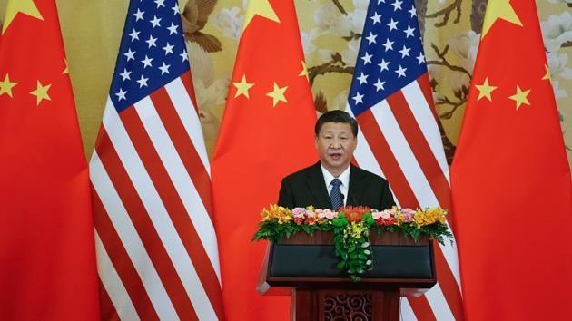 Çin Devlet Başkanı Şi'den Trump'a övgü