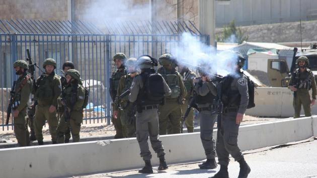 Filistinli genç İsrail askerleri tarafından katledildi