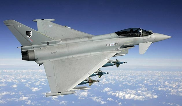 Suudi Arabistan İngiltere'den 48 savaş uçağı alıyor