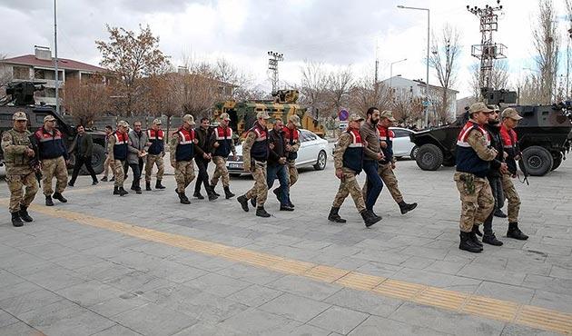 10 ildeki PKK/KCK operasyonunda 24 tutuklama