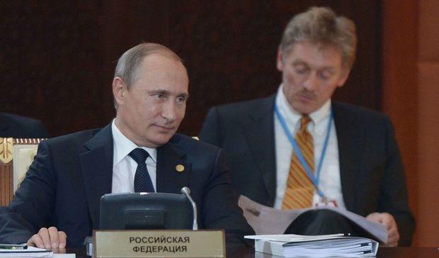 Putin'den sözcüsüne: Bazen saçmalıyor