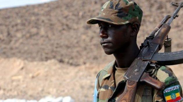 Etiyopya ordusu 'yanlışlıkla' 9 sivili öldürdü