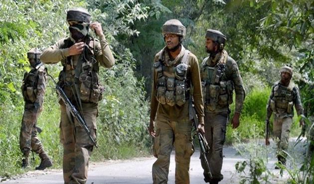 Hint askeri 3 Keşmirliyi öldürdü