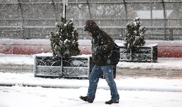 ABD'de 11 günde 3'üncü kar fırtınası uyarısı
