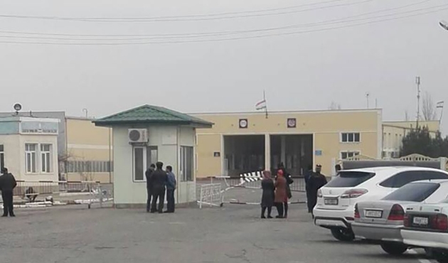 Özbekistan-Tacikistan sınırındaki mayınlar temizlenecek