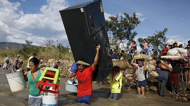 BM'den Venezuela'da insani kriz uyarısı