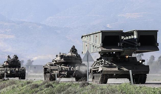 Afrin'de etkisiz hale getirilen terörist sayısı 3 bin 400'ü aştı