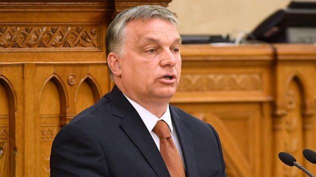 Macaristan'da hükümet kurma görevi Orban'da