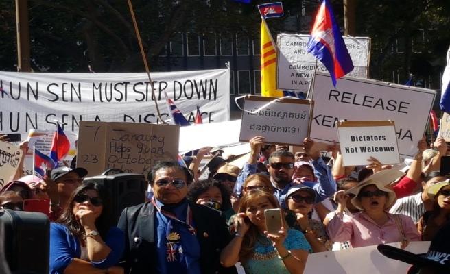 Avustralya'da ASEAN zirvesi olaylı başladı