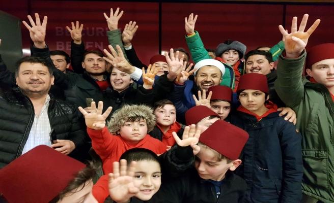 Brüksel polisi Abdulmetin Balkanlıoğlu Hoca'yı serbest bıraktı