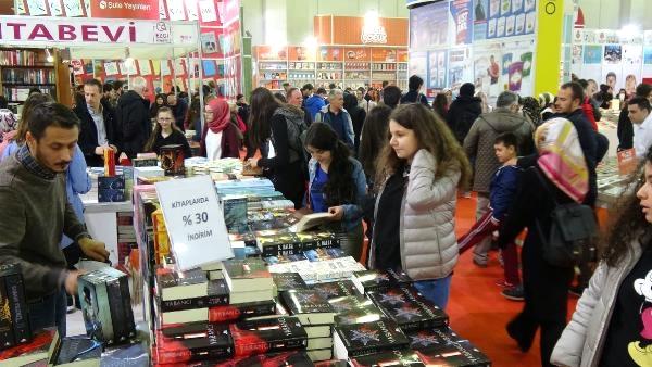 'Bursa 16. Kitap Fuarı' kapılarını açtı