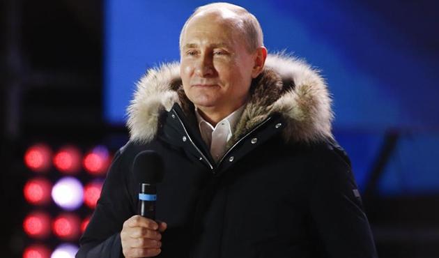Putin: Erdoğan daha da cesaretlenecek