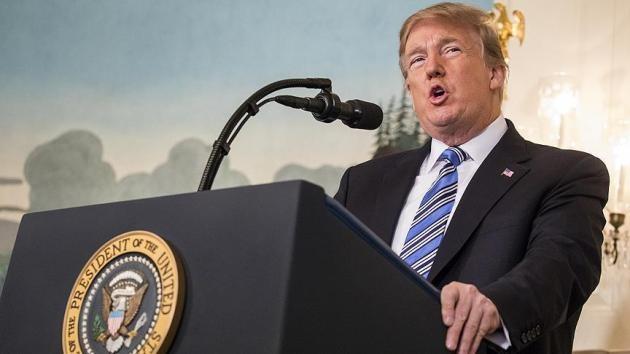 New York Başsavcısı'ndan Trump'a dava
