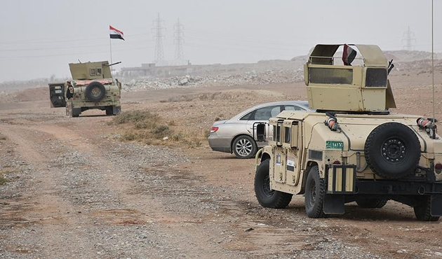 Irak'ta DEAŞ'ın üst düzey sorumlusu yakalandı