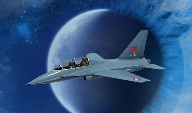 türk milli uçak