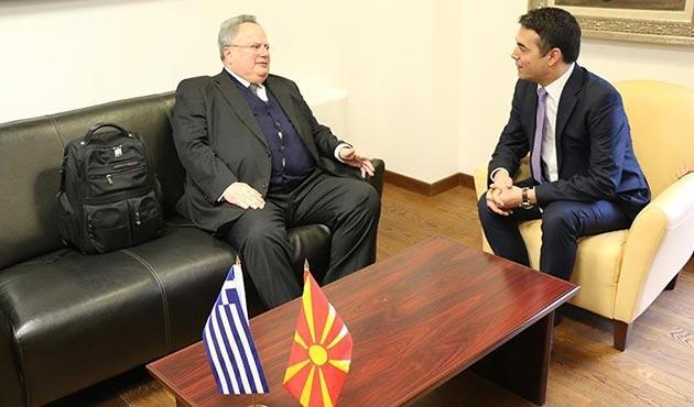 Yunanistan ile Makedonya 'isim' sorununda anlaşmak üzere