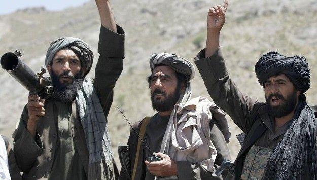 Taliban, Afganistan'ın Daşti Kale ilçesine saldırdı