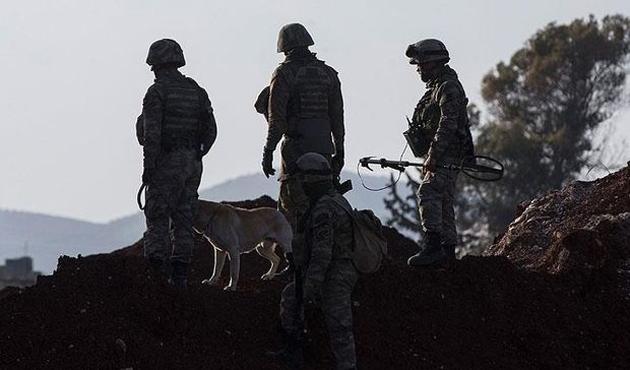 Afrin'deki patlamada bir asker şehit oldu