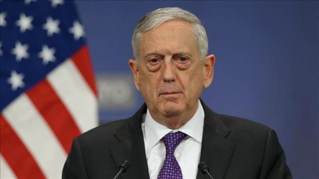 ABD Savunma Bakanı Mattis'ten 'Güney Çin Denizi' çıkışı