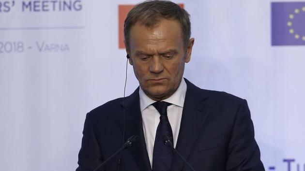 Tusk'tan Türkiye-AB ilişkileri için diyalog ve istişare vurgusu
