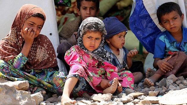 UNICEF'ten Yemenli çocuklarla ilgili çarpıcı rapor