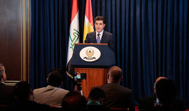 Barzani'den IKBY'deki memur maaşlarıyla ilgili yeni açıklama