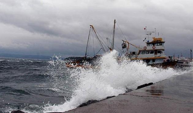 Doğu Karadeniz için fırtına uyarısı