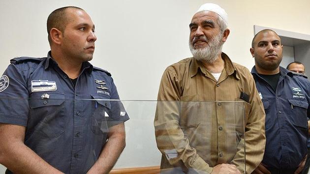 İsrail mahkemesi Raid Salah'ın tahliye kararını iptal etti