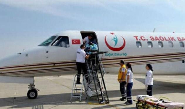 Varna müftüsü tedavi için Ankara'ya getirildi