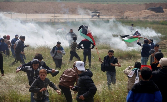 Irak'tan İsrail'e kınama