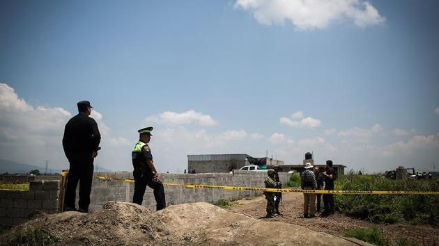 Meksika'da cezaevindeki ayaklanmada 7 polis öldü