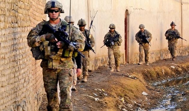 ABD'den Afganistan'a bin asker daha...