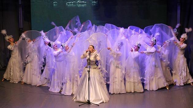 Makedonya'da nevruz etkinliği düzenlendi