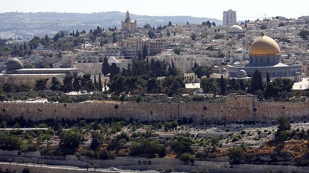 381 fanatik Yahudi'den Mescid-i Aksa'ya baskın