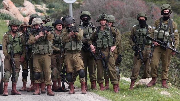 İsrail askerleri 6 Filistinliyi yaraladı