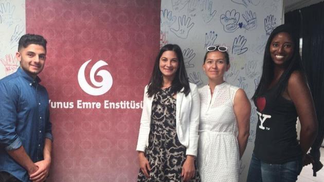 ABD'den Türkçe Yaz Okuluna yoğun talep