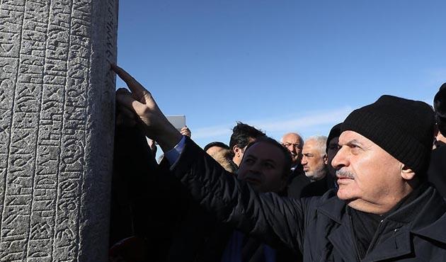 Başbakan'dan Orhun Anıtları'na ziyaret