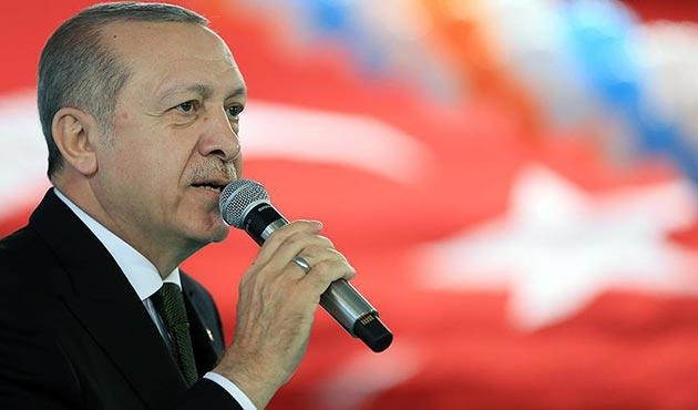 Cumhurbaşkanı Erdoğan: 2019 bir milat olacak