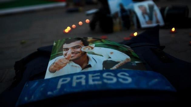 ABD, öldürülen gazeteci için sessiz kaldı