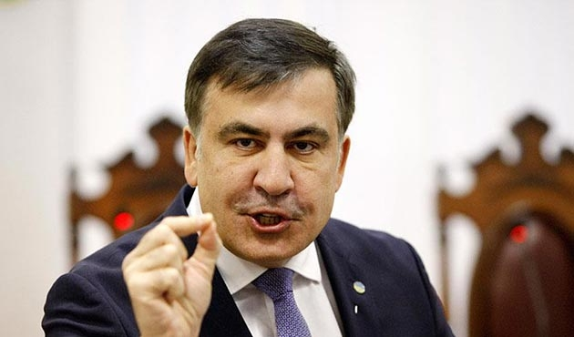 Mihail Saakaşvili Hollanda'da ders verecek