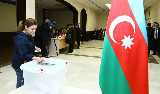 Azerbaycan, cumhurbaşkanını seçmek için yarın sandık başına gidecek