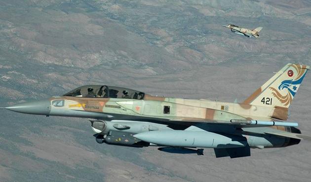 İsrail'in Suriye'ye düzenlediği hava saldırısında 7 İranlı asker öldü