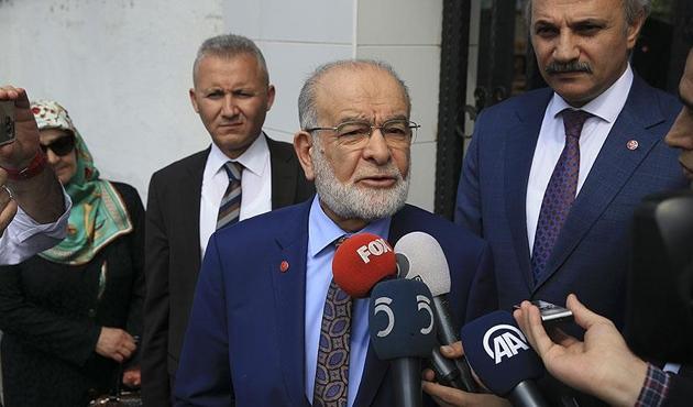 Karamollaoğlu'ndan 'seçim ittifakı' açıklaması