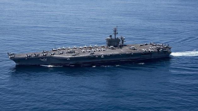 ABD'den Akdeniz'e uçak ve savaş gemisi sevkiyatı