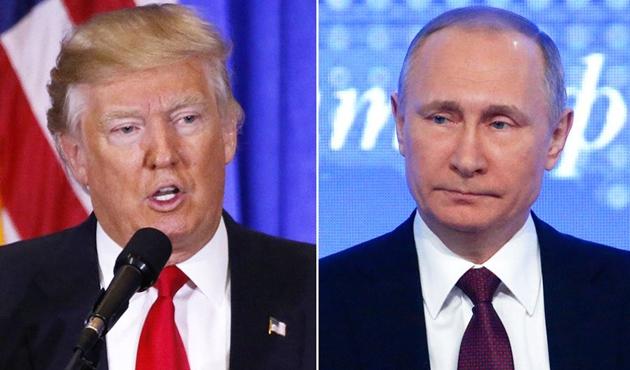 Putin'den Trump'a cevap geldi