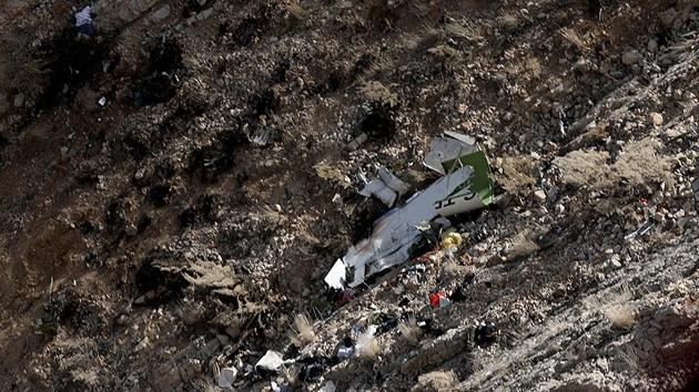 S. Arabistan'da meydana gelen uçak kazasında 4 ölü