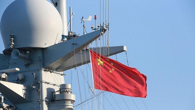 Çin'den Güney Çin Denizi'nde gövde gösterisi