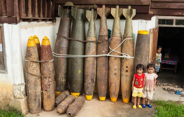 Vietnam Savaşı'ndan kalma ABD bombası imha edildi