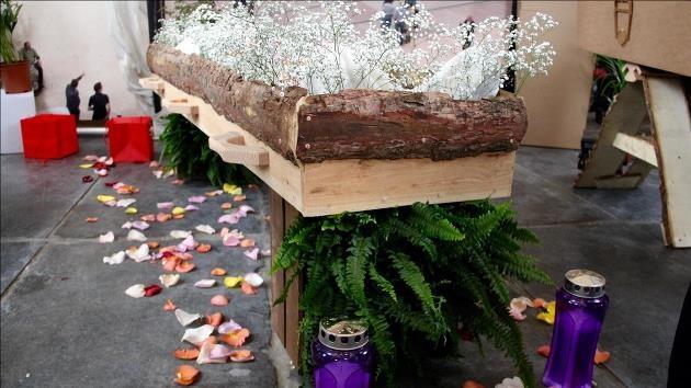 Hollanda'da yeni cenaze malzemeleri tanıtıldı